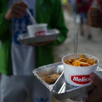 Comfort food σημαίνει ζυμαρικά Melissa, με αγάπη και φροντίδα για τους αθλητές